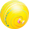 YoYo Balloon - yellow